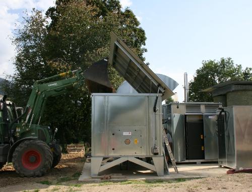 S choirs avec chaudi re biomasse climair50 - Chaudiere a vendre d occasion ...